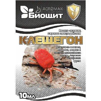 Инсектицид. Биощит Клещегон 10 мл, Агромакси