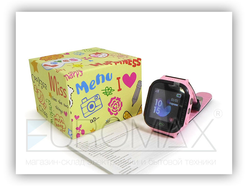 Часы Smart Watch детские (без возврата, без обмена) 200шт W-Q529L
