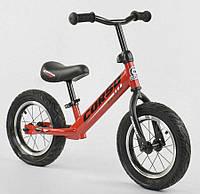 Велобег Беговел CORSO, колеса EVA 12 71860 красный Т