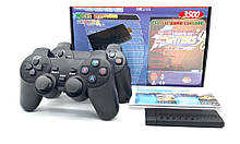 Игровая консоль Classic Game Console  3500 Игр +16 Гб карта памяти  (на 2 джойстика)