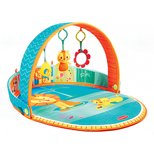 Коврик развивающий для детей Сафари Tiny Love 1204000030