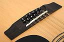 Гитара электроакустическая CORT AD810-12E (Open Pore) + порожек, зажим, копилка и 2 медиатора, фото 2