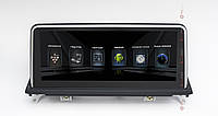 Штатная автомагнитола RedPower 51107 IPS для BMW X5, X6 на Android 8, фото 1