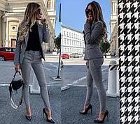"Женский костюм с брюками ""Lovelyl""| Батал"