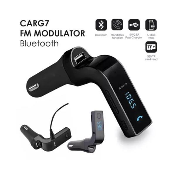 АвтоМобильный FM фм трансмиттер модулятор car G7 FM Bluetooth для Авто в Car трансмитер