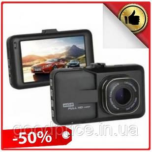 Автомобильный видеорегистратор DVR Black BOX, Full HD обзор 170° ночное видения, авто регистратор