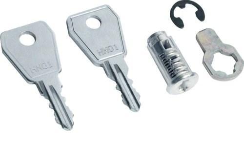 Замок для распределительных щитков Volta Hager комплект 2 ключа