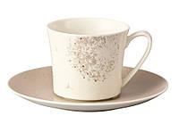 Сервиз кофейный фарфоровый на 12 персон Rosenthal Curve Dandelion 12/6 10515-404551-14675