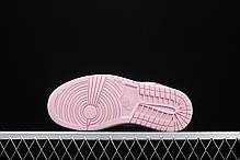 "Кроссовки Nike Air Jordan 1 Mid Digital ""Розовые"", фото 3"