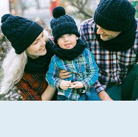 Летние, весенние, зимние шапки: детские, подростковые, взрослые