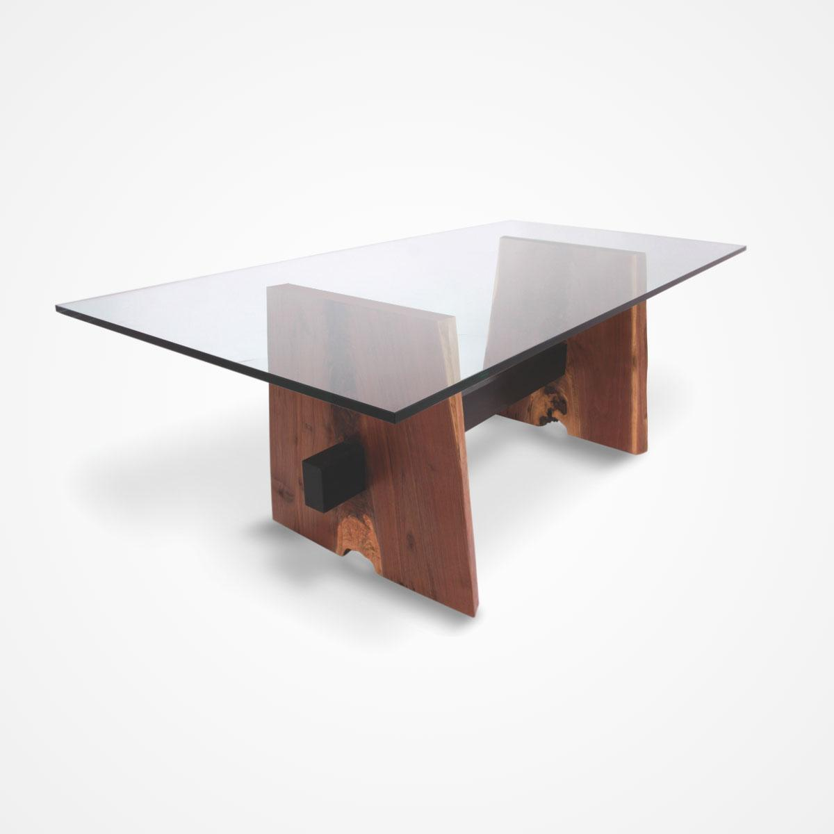 Скло на журнальний столик із загартованого скла за вашими розмірами