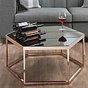 Скло на журнальний столик із загартованого скла за вашими розмірами, фото 9