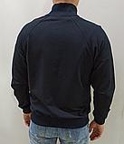 Толстовка мужская Nike т. синяя размер М, фото 2