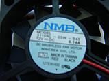 Вентилятор NMB 3110NL-05W-B45 60x60x15mm 12v для голов, усилителей, фото 8