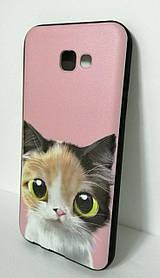 Силікон SA A720 3D black Cat