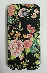 Силікон SA A720 3D Flowers black