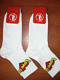 """Подростковые носки с надписью """"Love is"""".  Высокая резинка. р. 36-40., фото 4"""