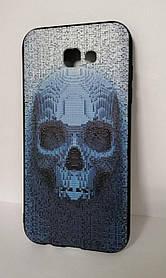 Силікон SA A720 3D print black Black Scull