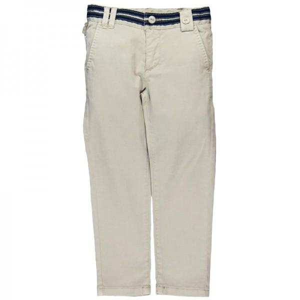 Детские брюки для мальчика BOBOLI Испания 731157 беж