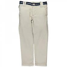 Детские брюки для мальчика BOBOLI Испания 731157 беж 116, 1036