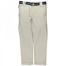 Детские брюки для мальчика BOBOLI Испания 731157 беж 128, 1036