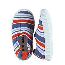 Пляжные тапки Обувь Archimede Бельгия A711441 27, , синий,