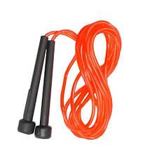 Скакалка Power System Skip Rope PS-4016 Orange