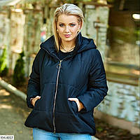 Женская куртка 52-54 р. батал / большие размеры