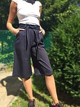 Школьные шорты для девочки Школьная форма для девочек Colabear Турция 184609 146, , синий,