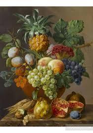 """Картина по номерам """"Натюрморт из фруктов"""" размер 40*50 см"""