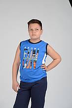 Детский комплект для мальчика BRUMS Италия 151BFEM002 зеленый + синий 164, 904
