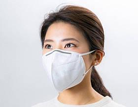 Защитная маска KN95 Protective Mask класса защиты FFP2