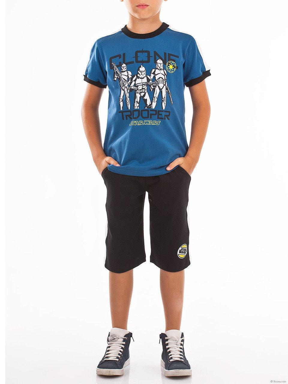 Детский комплект для мальчика BRUMS Италия 151BFEM004 синий+темно-синий
