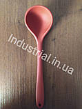 Набор силиконовых кухонных принадлежностей 5 шт Красный, фото 3