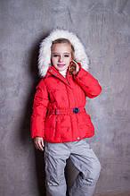 Детский полукомбинезон для девочки Верхняя одежда для девочек POIVRE BLANC Франция