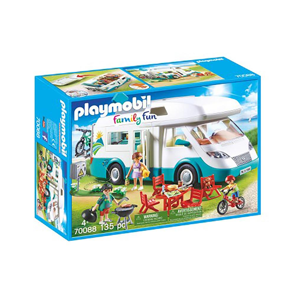 """Ігровий набір """"Будинок на колесах"""" Playmobil (4008789700889)"""
