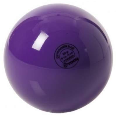 М'яч для художньої гімнастики TOGU 300 г 16см Зливу ТОГУ 430410