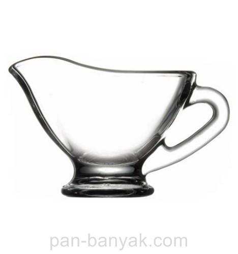 Соусник Pasabahce Basic 50мл 8,3х5 см h6,3 см стекло (55002/1)