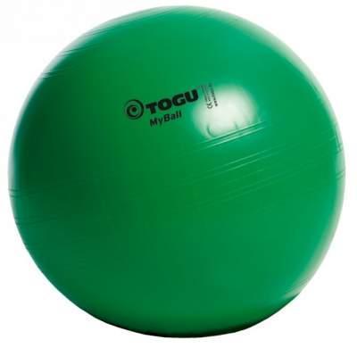Фитбол TOGU Майбол 75см Зеленый 417606 (до 500кг)