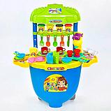Детский игровой набор Тесто для лепки c аксессуарами, фото 2