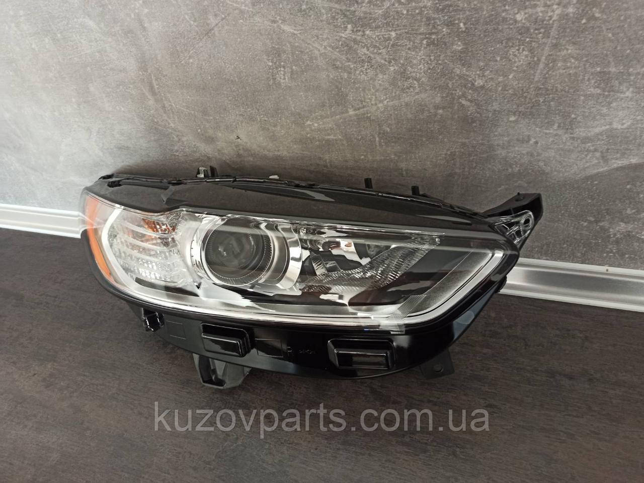 Фара Ford Fusion 2013 2014 2015 2016