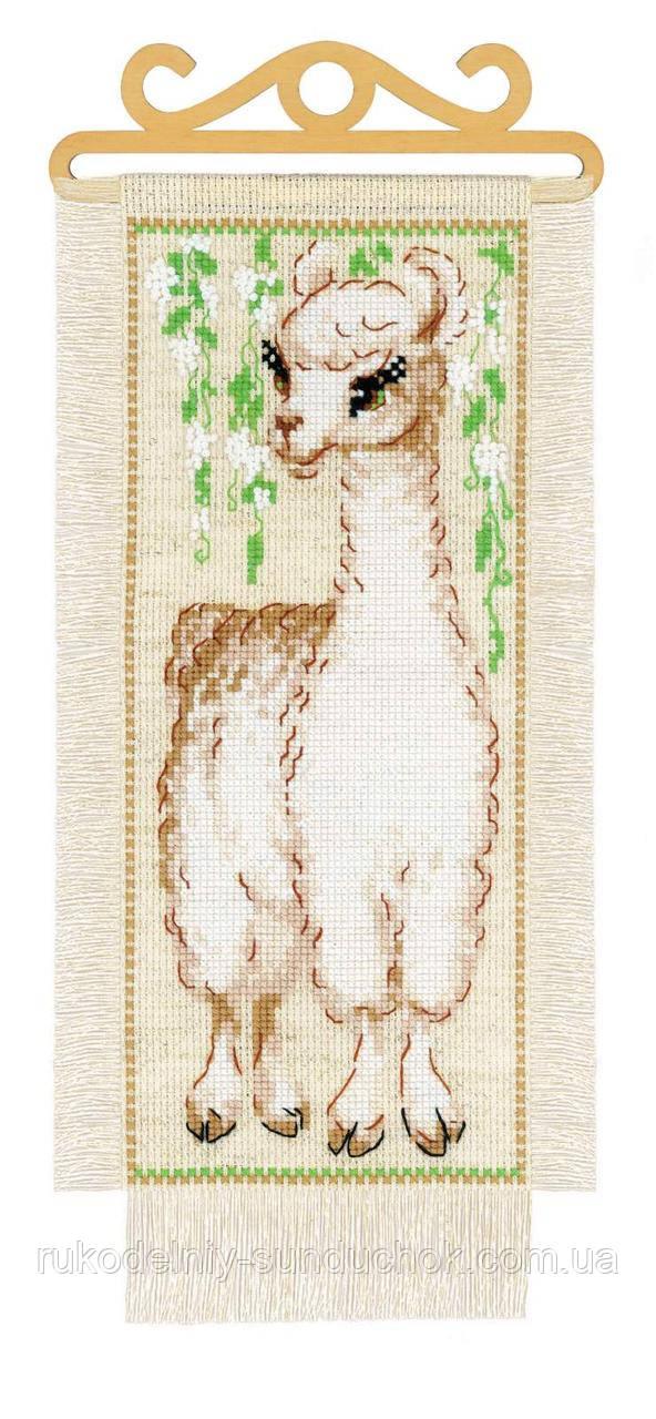 """Набор для вышивания крестом Риолис """"Альпака"""" (1890)"""