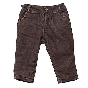 Теплые джинсы для мальчика, размеры 9, 12, 18 мес, 2 года