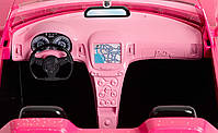 Автомобиль для Барби гламурный розовый кабриолет (Barbie Glam Convertible, DVX59), фото 7