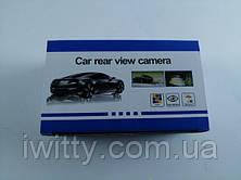 Камера заднего вида  для автомобиля  8LED белый, фото 2