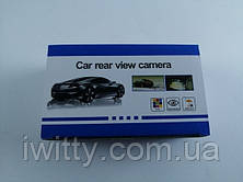 Камера заднего вида  для автомобиля  8LED белый, фото 3