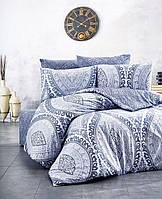 Евро комплект постельного белья BELIZZA Турция, ранфорс