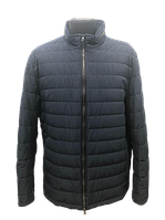 Куртка мужская демисезонная 8127L 62 Черная