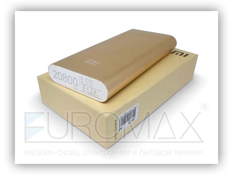 Внешний аккумулятор (power bank) Xiomi 20800мАч (4800мАч) 50шт JS-31