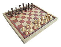 Шахматы, шашки, нарды. Игровой набор 49х49